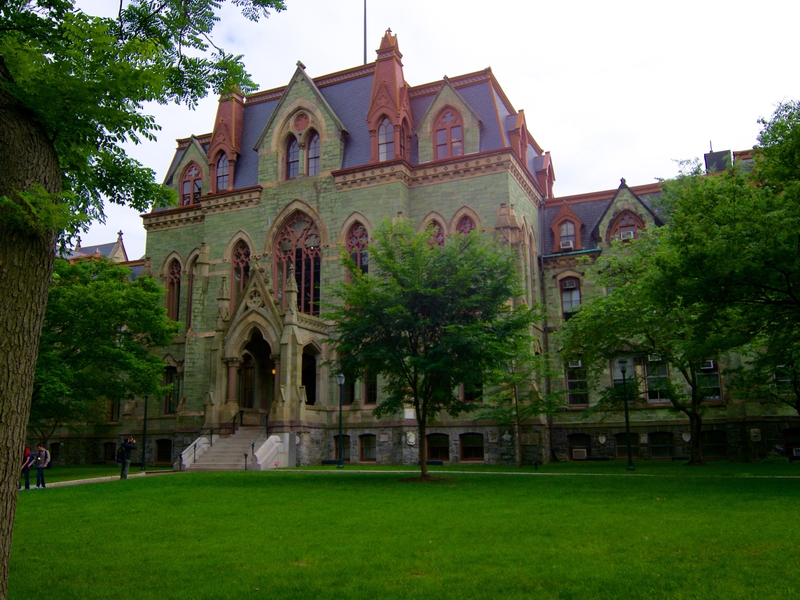 University of Pennsylvania College Hall