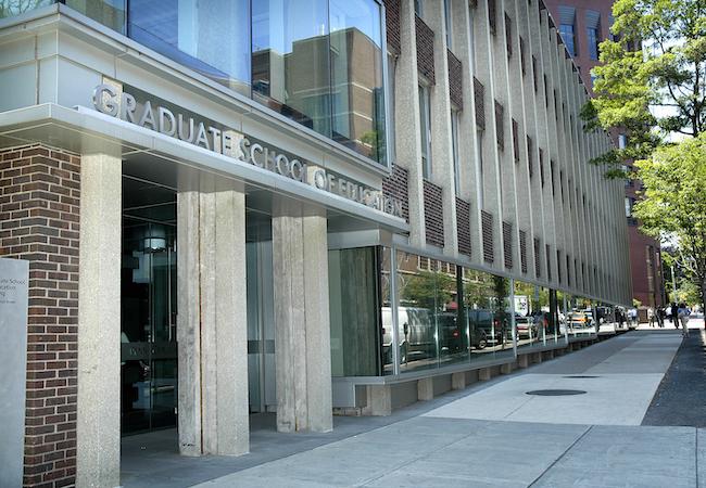 The Penn GSE building.