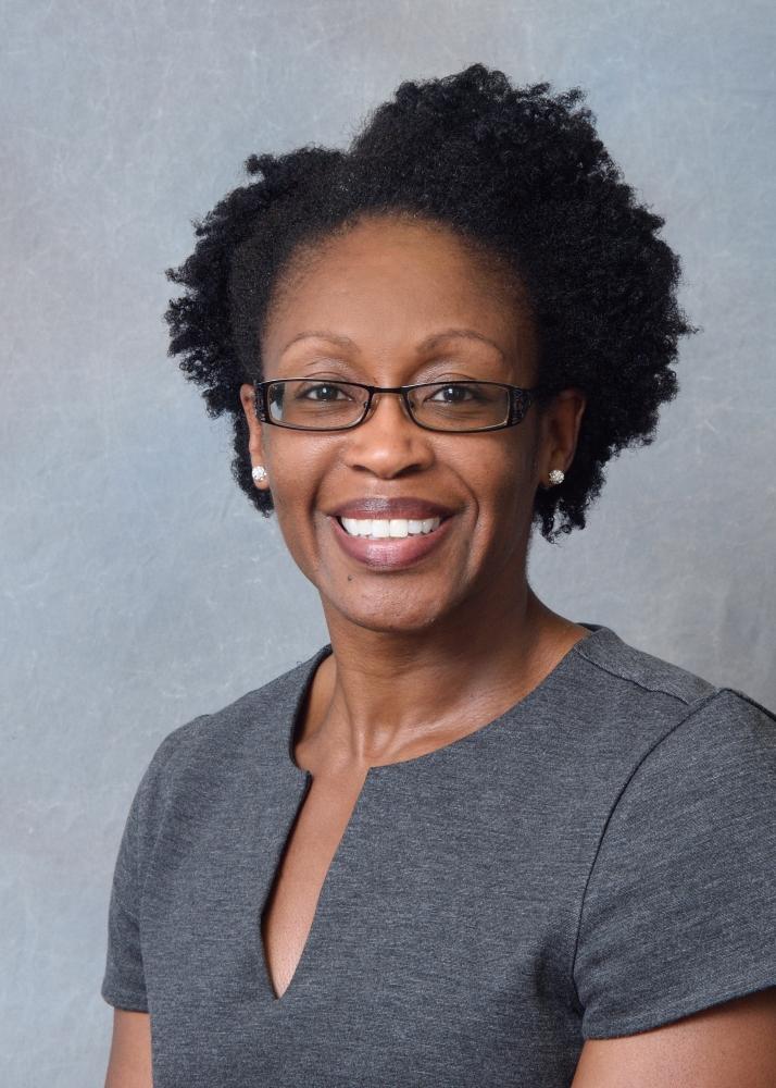 Dr. Lashawn Richburg-Hayes