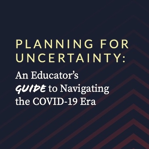Planning for Uncertainty Guide Cover