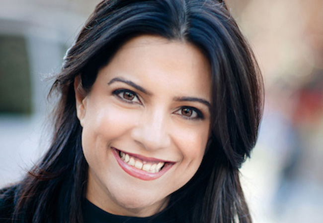 Reshma Saujani, Founder and CEO of Girls Who Code