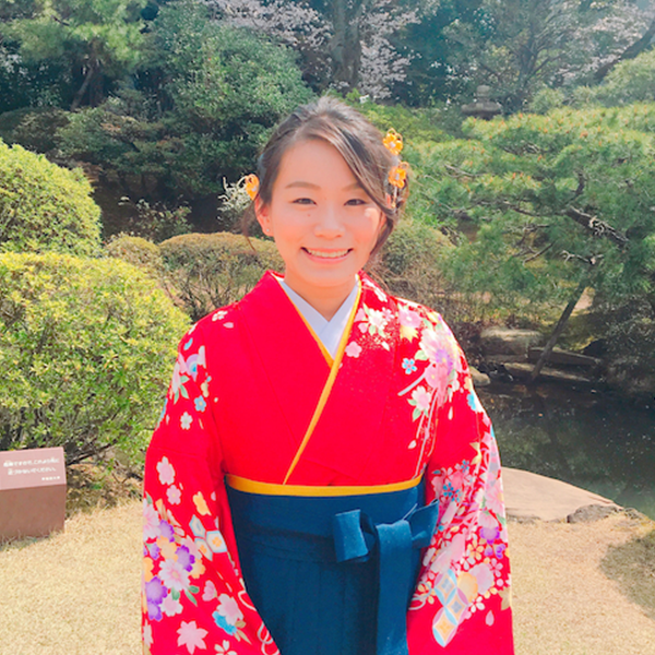 Penn GSE student blogger, Yuki Okamoto.