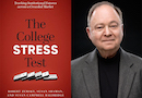 The College Stress Text book cover with Robert Zemsky