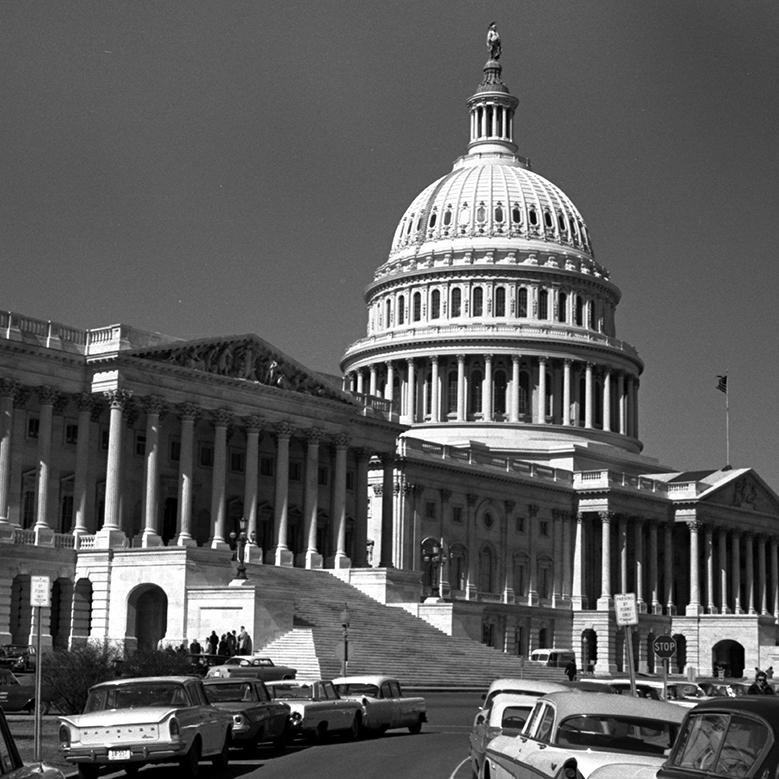Capitol Building in Washington, DC.