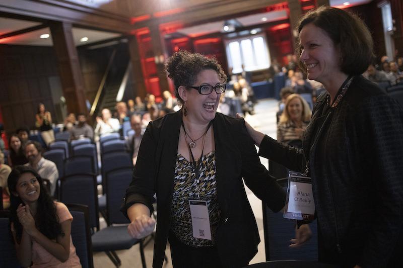 eClose Institute founders Dara Ruiz-Whalen and Alana O'Reilly