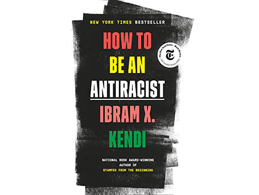 'How to be Anti-Racist' book cover