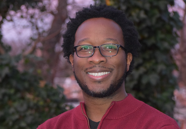 Marcus Wright, a doctoral student in higher education, found that when colleges had to talk about COVID-19, they rarely prioritized first-generation students.