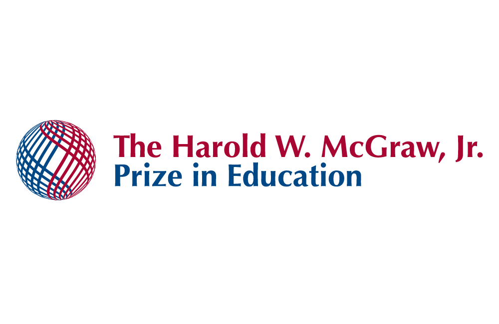 Harold W. McGraw, Jr. Prize in Education Logo