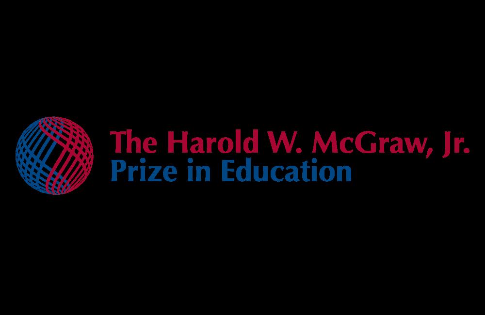 Harold W. McGraw, Jr. Prize in Education Logo