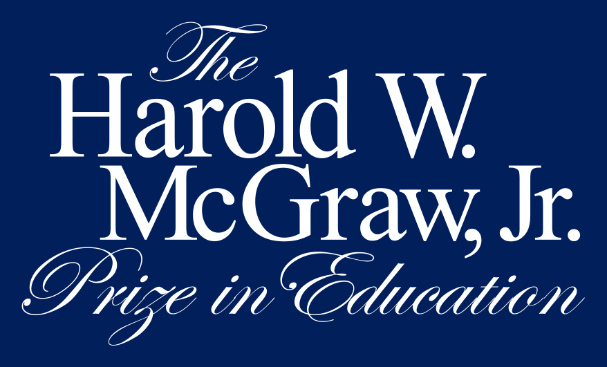 McGraw Prize logo