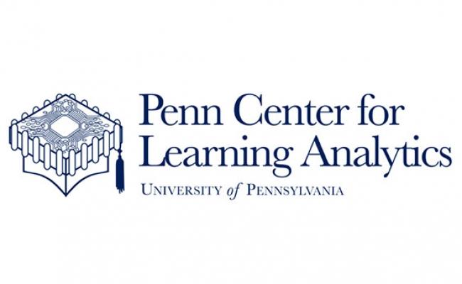 Penn Center for Learning Analytics logo