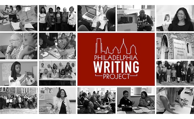 Philadelphia Writing Project logo.
