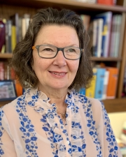 Penn GSE Faculty Christina Frei
