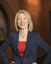 Penn GSE Faculty Amy Gutmann