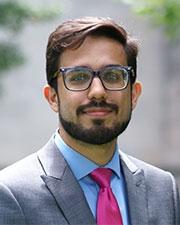 Penn GSE Faculty Isthier Chaudhury