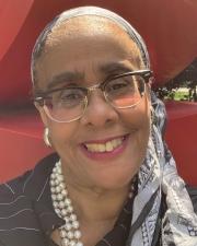 Penn GSE Faculty Valarie E. Swain-Cade McCoullum