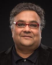 Penn GSE Faculty Amitanshu Das