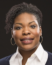 Penn GSE Faculty Alesha Gayle