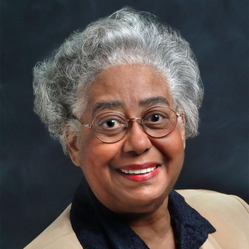 Constance Clayton, GRD'81