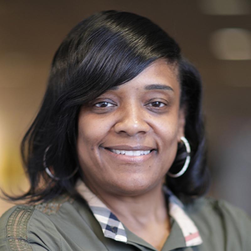 Headshot of Rahshene Davis