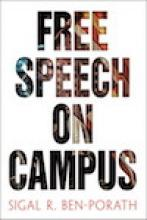 Free Speech on Campus Cover