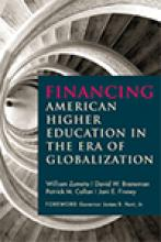 Financing American Higher Education in the Era of Globalization Cover