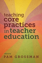 Teaching Core Practices in Teacher Education Cover
