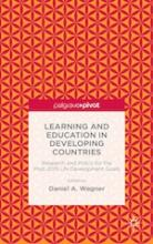 Learning and Education in Developing Countries: Research and Policy for the Post-2015 Un Development Goals Cover