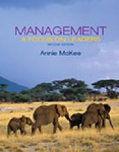 Management: A Focus on Leaders Cover