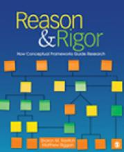 Reason & Rigor: How Conceptual Frameworks Guide Research Cover