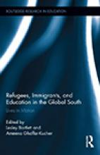 Refugees, Immigrants, and Education in the Global South Book Cover