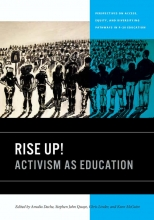 Rise Up!: Activism as Education Cover