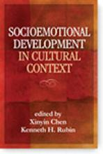 Socioemotional Development in Cultural Context Cover