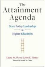 The Attainment Agenda Cover