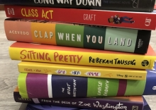 A selection of books from the 2020 list of Best Books for Young Readers.