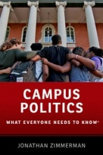 Campus Politics: What Everyone Needs to Know Book Cover