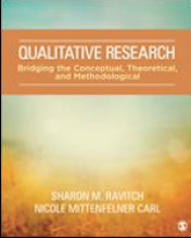 Qualitative Research: Bridging the Conceptual, Theoretical, and Methodological Cover