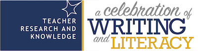 Celebration of Writing & Literacy Logo