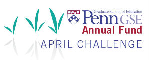 Penn GSE Annual Fund April Challenge logo