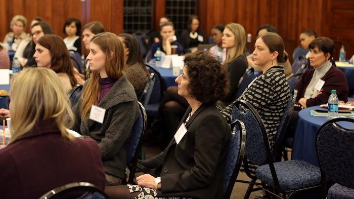 Women attend GWLC 2015