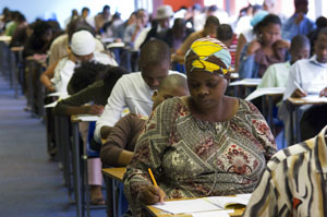 Higher education in south africa is at a crossroad